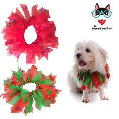 AnnaEye Pet Kitten Collar Puppy Dog Cat Designer Fancy Santa Hat Collars With Bell for Christmas Hoilday Party Costume >>> You can find more details by visiting the image link. (This is an affiliate link and I receive a commission for the sales)