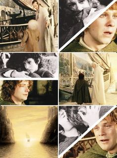 ohevenstar: lotr/hobbit meme: day 20 - a scene that always makes you cry: grey havens
