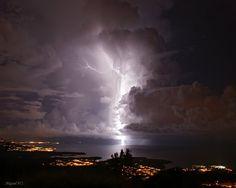 cedorsey:   Thunderstorm in Martinique Photo Credit: (Jean-Michel Raggioli)
