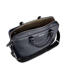 Ermenegildo Zegna - Business bag Cool Gear, Mode Masculine, Retro Chic, Italian Fashion, Leather Men, Suitcase, Ermenegildo Zegna, Menswear, Mens Fashion
