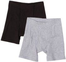 Hanes Boys 8-20 2 Pack Classic Dyed Boxer Brief