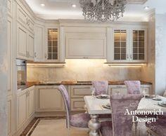 ЖК Лосиный Остров – элитный дизайн квартир от Antonovich Design