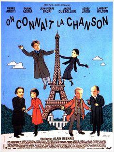 On connaît la chanson / Same Old Song (Alain Resnais - 1997). Vu le 20 mars 1998.