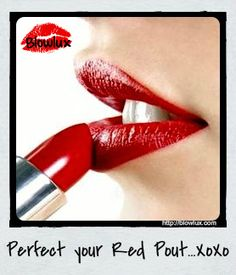 Perfect your Red Pout Lip Conditioner, Makeup Inspiration, Lipstick, Red, Beauty, Lipsticks