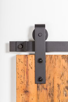 our 402 flat track hardware kits in black finish are available in select stock sizes for sliding door