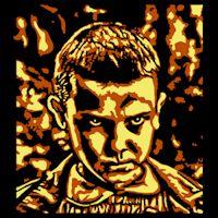 Stranger Things Eleven 03 - Pumpkin Pattern