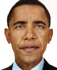 Martin Schoeller · Barack Obama · 2004