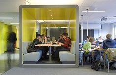 IAA Architecten (Project) - Saxion Ontmoetingsruimten - architectenweb.nl