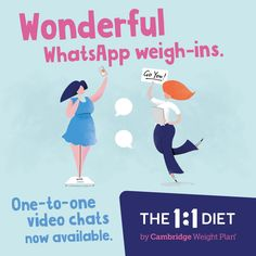 Wicked WhatsApp weigh-ins and one-to-one video chats now available. Discover more from me. #One2OneDiet Weight Loss Goals, Weight Loss Transformation, Weight Loss Journey, Diet Motivation, Weight Loss Motivation, Cambridge Diet Plan, 2nd One, Loss Quotes, First Video