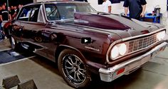 2000HP+ TWIN TURBO 1964 CHEVELLE SS STREET CAR