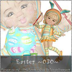 Tati's Little Dreamworld: Easter ~030~