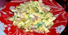 NapadyNavody.sk | 10 najlepších zeleninových šalátov: výživné a chutné Main Meals, Potato Salad, Cabbage, Potatoes, Gluten Free, Vegetables, Ethnic Recipes, Ale, Food