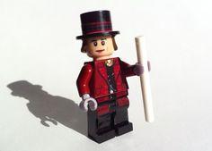 Lego Willy Wonka.