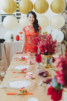 Chinese New Year party ideas | Photo by Mango Studios | Read more - http://www.100layercake.com/blog/wp-content/uploads/2015/02/Chinese-new-year-party-ideas-1.jpg