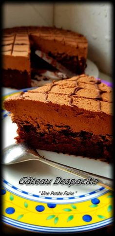Gâteau Brésilien Despacito | Une Petite Faim Nescafe, Yummy Cakes, Biscuits, Cake Recipes, Cheesecake, Food And Drink, Health Fitness, Cooking Recipes, Pain