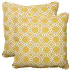 Rossmere Corded Indoor/Outdoor Throw Pillow