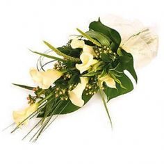 Funeral Flower Arrangement shaped into letters brought to you by The Harvest Garden, Edunburgh florist. Funeral Flower Arrangements, Funeral Flowers, Deco Floral, Arte Floral, Funeral Tributes, Flowers Delivered, Chrysanthemum, Plant Leaves, Creations