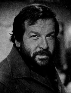 actors - Bud Spencer (edit by angels beauty) Cult Movies, Horror Movies, Famous Men, Famous People, Retro Hits, Bud Spencer, Rhona Mitra, Patrick Wayne, Terence Hill