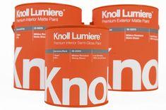 Student Spotlight: Knoll Paint — The Dieline - Branding & Packaging Design