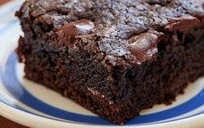 Recipe: Double-Chocolate Brownies by Giada De Laurentiis