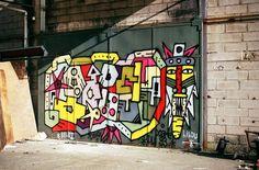 OBISK @obisk_premier _______________________ #madstylers #graffiti #graff  #style #colorful #character #stylewriting #summer #sprayart #graffitiart