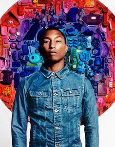 G-Star RAW For The Oceans - Pharrell Williams
