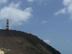 #beach #clouds #lighthouse #mountain #sky #venezuela