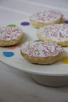 Mini-Amerikaner: Fingerfood für den Kindergeburtstag - Lavendelblog