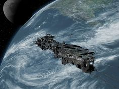 Sci-Fi Spacecraft Art   ... and Lockheed craft from the far future » Spaceship-31659 3 comments