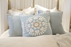 Bliss Studio Pillows, available at magnolia.