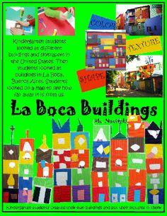 gif by Brittany Novitzki Art School, School Stuff, Project Ideas, Art Projects, Kindergarten Art Lessons, 2nd Grade Art, Arts Ed, Art Lesson Plans, Elementary Art
