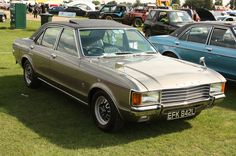 1970 Ford Granada 3.0 GXL Ghia (Eddie's)