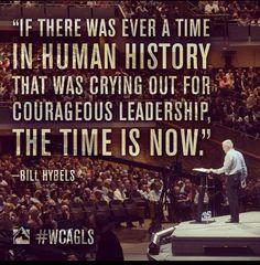 Global Leadership Summit #WCAGLS