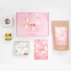 Edles Schwester Geschenk   Wellness Geschenkbox   teegeschwister® Bio Tee, Wellness, Frame, Decor, Cocoa Butter, Postcards, Heart, Picture Frame, Decoration