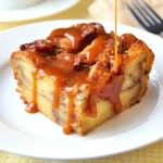 Cinnamon Roll Bread Pudding - Rock Recipes
