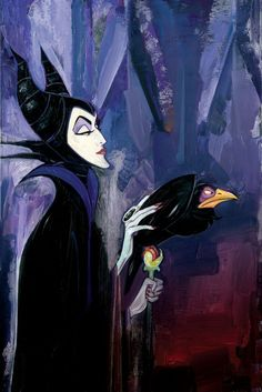 """Maleficent"" by Jim Salvati 