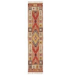 Cleary Indoor/Outdoor Flatweave Rug - Rust - Home Decor - Runner Rugs Porch Accessories, Clean Crafts, Decor, Outdoor Rugs, Rugs, Flat Weave Rug, Versatile Rug, Colorful Rugs, Mirrored Wallpaper