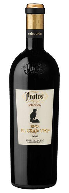 Protos Finca el Grajo Viejo 2010, la elegancia personificada en un vino http://www.vinetur.com/2013121714146/protos-finca-el-grajo-viejo-2010-la-elegancia-personificada-en-un-vino.html