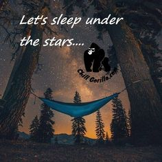 We have what you need to be able to sleep under the stars ⭐️ http://amzn.to/29AUnD0 #getoutandhammock #explore #relax