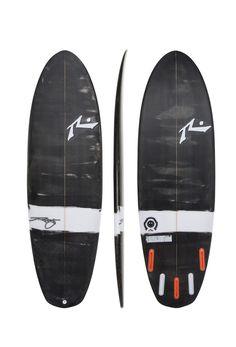 Happy Shovel Rusty Surfboard
