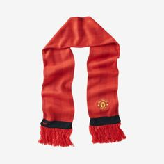Manchester United Soccer Scarf