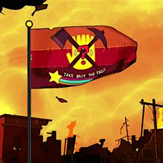 with our backs to the wall darkness will fall we never quite thought we could loose it all (time to take back what's ours) Watch Gravity Falls, Libro Gravity Falls, Gravity Falls Journal, Dipper And Mabel, Dipper Pines, Pinecest, Disney Shows, Take Back, Stargate