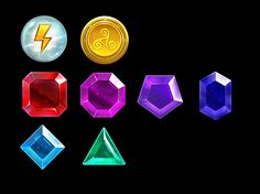 worked on all the art assets-backgrounds, symbols and logo.A cascading match 3 slot game, set in the lofty heights of Mount Olympus. Get the coins to the bottom to enter the free spins mode in the hall of the Gods. You can play now at Game Design, Icon Design, Ui Design, Slot Machine, Miraculous, Inktober, Crystal Drawing, Match 3 Games, Game Gem