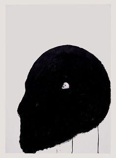 Antony Gormley // Early drawings