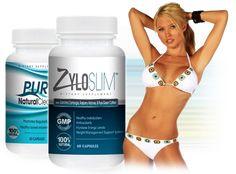 ZyloSlim und Pure Natural Cleanser