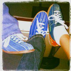 Besties bowling