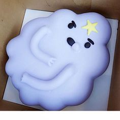 Lumpy Space Princess Cake on Cake Central
