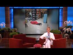 Fresh Off the Vine! - YouTube gotta love Ellen's video preferences