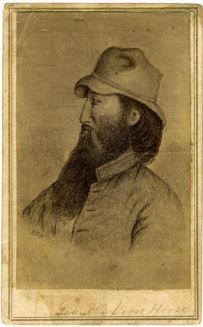 George Van Hoose - Captain Co D, 17th Arkansas Inf. (Griffiths)