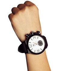 >> Click to Buy <<  Reloj 2017 Bestselling Fashion Unisex Men Women Silicone Quartz Analog Wrist Watch Watches  Dropshipping 17Jan16 #Affiliate
